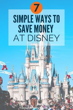 Looking to save money at Disney World? In order to stay on a budget, know these tips and tricks to help with the planning of your family vacation. Little Disney World hacks will have you saving money whether your trip is with toddlers, teens or adults only. #DisneyTips #DisneyWorldOnABudget