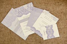 Isle of Skye Wedding from Marianne Taylor Photography Purple Wedding Stationery, Wedding Stationery Inspiration, Wedding Stationary, Wedding Inspiration, Wedding Ideas, Lace Invitations, Save The Date Invitations, Invitation Design, Invites