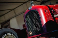 "Neil Twyman - 1931 Alfa Romeo 8C ""2600 Muletto"" at the Goodwood 73rd Members Meeting (Photo 2) 