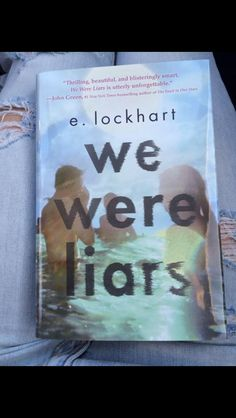 This Month The Between The Lines Book Club Read We Were Liars By E.