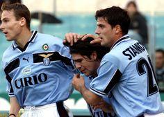 Pavel Nedved, Marcelo Salas & Dejan Stankovic - SS Lazio