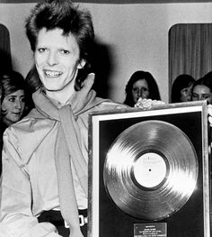 David Bowie Through The Years 1973
