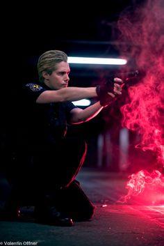 Cosplay de Wesker par Philippe Lauby Photographe: @valentinoffner