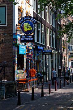 Bulldog Coffee Shop, Amsterdam