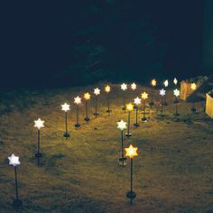 zakka collection [雑貨コレクション]|お庭に星座を描くような きらきら星のソーラーガーデンライトの会|フェリシモ