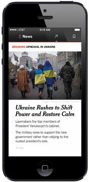 With App and Premium Plan, The Times Expands Online Offerings - NYTimes.com
