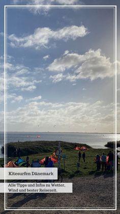 Finde alle Infos zu Wind, Wetter und den besten Kitespots!