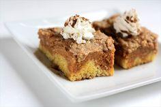 pumpkin pudding cake - YUM.
