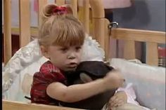 New party member! Tags: full house michelle tanner hero0fwar you got it dude