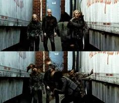 "The Walking Dead 5x16 ""Conquer"" Daryl Dixon whip it walkers"