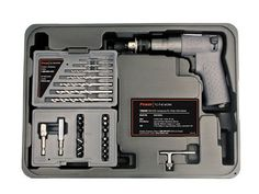 Ingersoll Rand 7804K 1/4-Inch Drive Air Drill and Driver ...