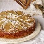 torta rovesciata alle mele integrale