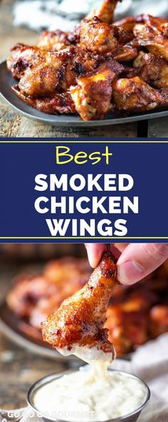 Have you ever smoked chicken wings before? These are out of this world with their juicy meat and sweet and spicy dry rub! Find out how I learned from my mistakes to make the best smoked chicken wings ever! I have embarked on a new cooking journey- the journey of smoking. To really get the...