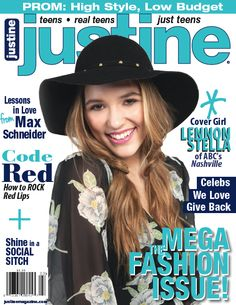 Justine Magazine   In This Issue: Feb/March '15
