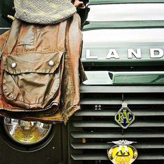 Land Rover Style.
