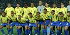 BRAZIL 2002 one of the greatest teams ever! Was amazing to watch!