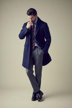 B.R.ONLINE / Dress Style - Long coat - | DRESS | STYLING