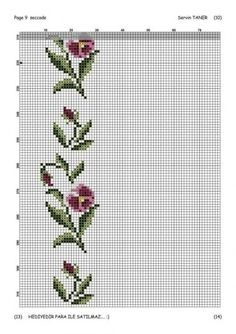 Name: Displayed: 167 Size: KB (Kilobyte) Cross Stitch Borders, Crochet Borders, Counted Cross Stitch Patterns, Filet Crochet, Cross Stitch Designs, Easy Crochet, Prayer Rug, Blackwork, Diy And Crafts