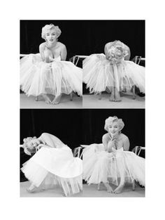 If I get a short poofy dress I want my bridals to be inspired this shoot