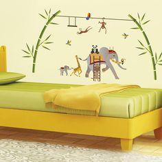 Sticker Elephant fantasy, 50 x 70 cm