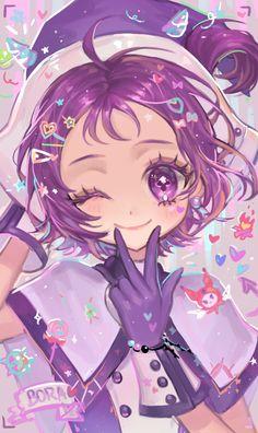 Kawaii Art, Kawaii Anime Girl, Anime Art Girl, Doremi Anime, Anime Chibi, Manga Anime, Film Animation Japonais, Ojamajo Doremi, Anime Demon