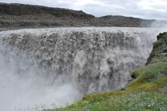 Dettifoss, Iceland | Posted by Tauheed Ahmad Nawaz at 01:10