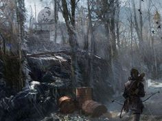 New Concept Art for Rise of the Tomb Raider Debuts - ComingSoon.net