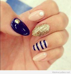 Stiletto nails design 2015