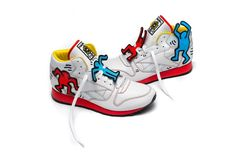 Reebok x Keith Haring Foundation