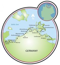 this looks really great, in a part of Germany I've never been --> Baltic Sea Tour Map