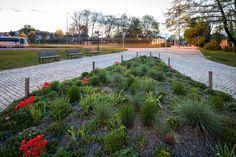 Šmídová Landscape Architects Park Landscape, Sidewalk, Landscape Architects, Parks, Ideas, Side Walkway, Walkway, Thoughts, Walkways