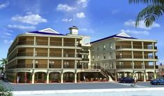 Flagship Building - Cayman Commercial Property For Rent - District : George Town - Views : Water View - Commercial Use : Office space