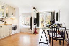 Lindo apartamento de 31m² perfeito para solteiros ou recém casados