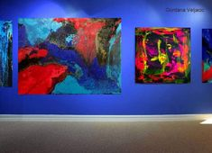 Atelier Gove Graz added a cover video. Tours, Facebook, Videos, Cover, Artist, Painting, Atelier, Graz, Abstract Pictures