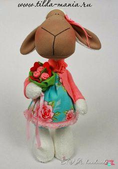 Mimin toys: Uma ovelha muito charmosa