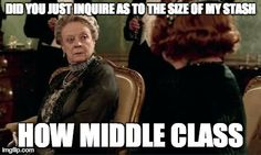 middle class - by lbf