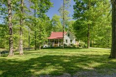 Franklin Vacation Rental - VRBO 428147 - 3 BR Middle House in TN, Farmhouse in the Fork: Lake, Private Setting on 41 Acres in Leipers Fork