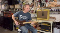 Cigar Box Guitar, Body Electric, Electric Guitars, Cutaway, Morning Suits