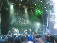 Tesla live@GOM 2009 - Monza
