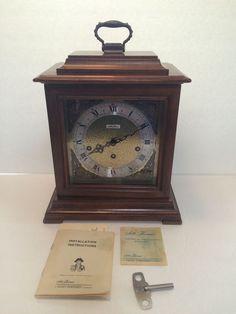 Seth Thomas Sturbridge Mantel Clock My mother had one similar