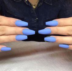 Image via We Heart It #fashion #nail #nails #pale #pastel
