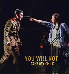 """Miss Saigon, """"You Will Not Touch Him"""" Musical Theatre Broadway, Theatre Shows, Theatre Nerds, Miss Saigon Musical, Lea Salonga, Theatre Quotes, Les Miserables, Fangirl, Acting Tips"""