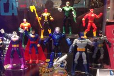 Mattel Reveals More DC Total Heroes Action Figures Including Bizarro, Mr. Freeze, Aquaman And The Flash