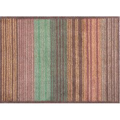 Ordinaire Turtle Mat Gradient Stripe Indoor Door Mat