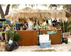 DIY Tiki Bar | eHow.com