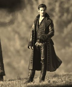 Once Upon A Time...Colin O'Donoghue as Captain Hook/Killian Jones