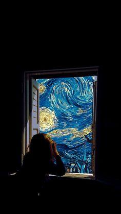 Wallpaper 593 - Best of Wallpapers for Andriod and ios Van Gogh Wallpaper, Wallpaper Backgrounds, Aesthetic Pastel Wallpaper, Aesthetic Wallpapers, Surrealism Drawing, Van Gogh Art, Art Van, Wow Art, Psychedelic Art