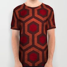 the+Shining+Rug+&+Room+237++All+Over+Print+Shirt+by+Justin+Cybulski+-+$34.00