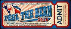 #OurRevolution is still ON! We are #StillSanders