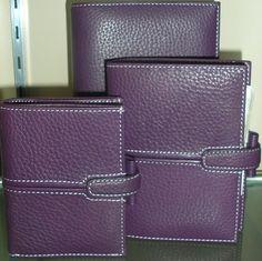 Filofax Finchley Imperial Purple!